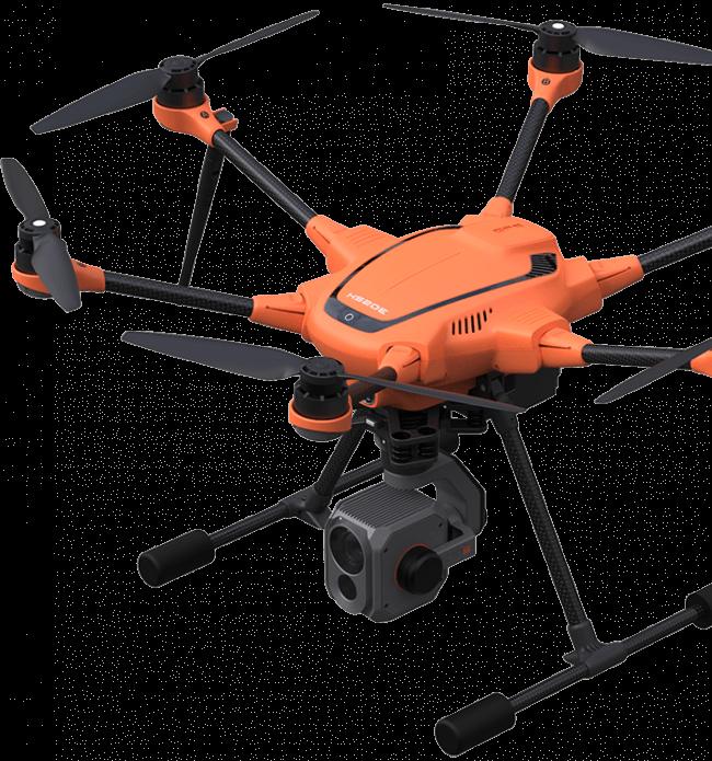 yuneec H520E komercijalni dron