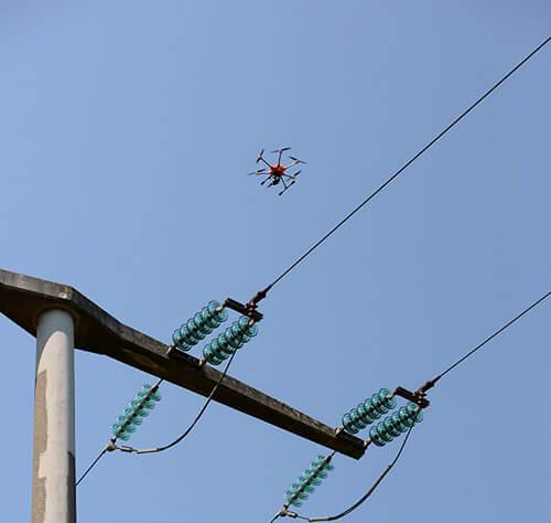 inspekcije sa dronom yuneec h520e