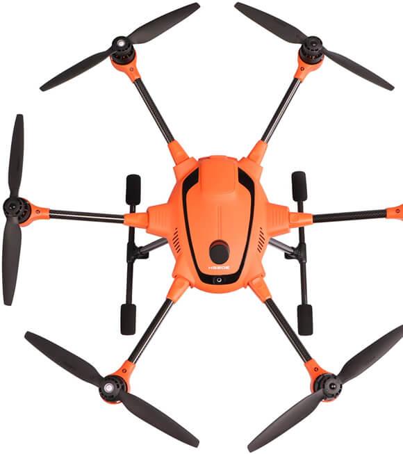 yuneec h520e rtk dron
