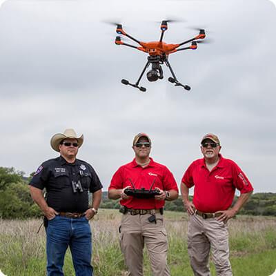 yuneec h520e dron